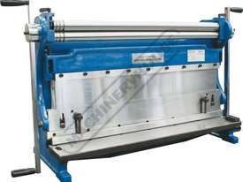 CM-760 3-in-1 Pressbrake, Guillotine & Rolls 760 x 1mm Mild Steel Capacity - picture3' - Click to enlarge