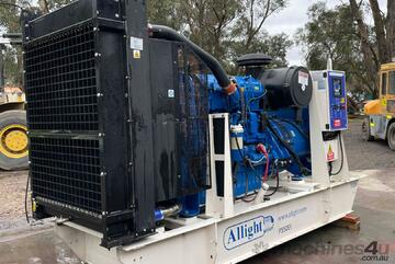 Generator 550kva Caterpillar engine, low hours, load tested and ready to use.