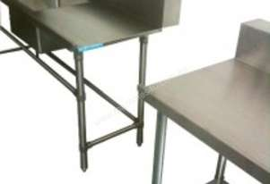 Brayco DISHOUT Stainless Steel Outlet Bench (700mm
