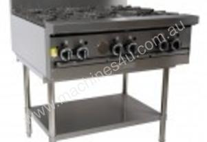 Garland GF36-6T 900mm -  6  Open Burner