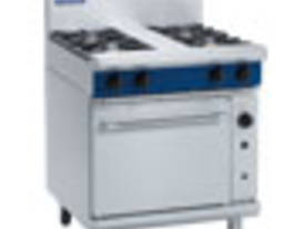Blue Seal 900mm Gas Cooktop Oven Range