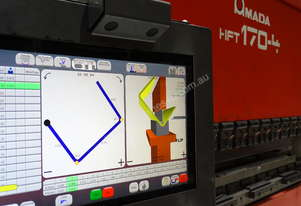 Amada Press brake upgrades from Fasfold