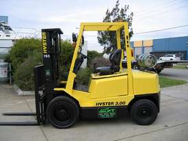 HYSTER H3.00DX LPG 3T with Container Mast - picture0' - Click to enlarge