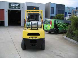 HYSTER H3.00DX LPG 3T with Container Mast - picture10' - Click to enlarge