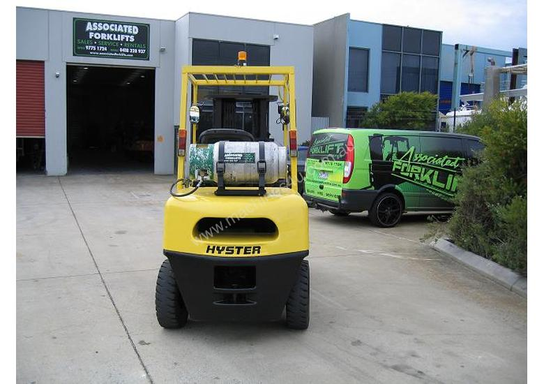 HYSTER H3.00DX LPG 3T with Container Mast