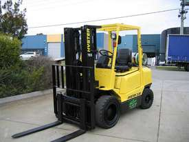HYSTER H3.00DX LPG 3T with Container Mast - picture14' - Click to enlarge