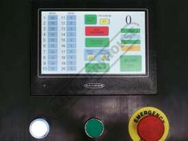 PB-1030T Hydraulic NC Panbrake - Ezy Touch Screen Control 3050 x 3.2mm Mild Steel Bending Capacity - picture2' - Click to enlarge