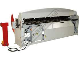 PB-1030T Hydraulic NC Panbrake - Ezy Touch Screen Control 3050 x 3.2mm Mild Steel Bending Capacity - picture14' - Click to enlarge