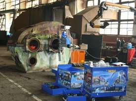Sir Meccanica Lineborer from 180mm to 1000mm  - picture4' - Click to enlarge