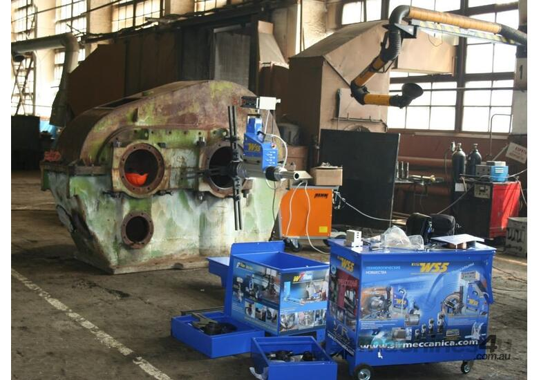 Sir Meccanica Lineborer from 180mm to 1000mm