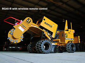 Brand New Rayco RG45R Stump Grinder - picture0' - Click to enlarge