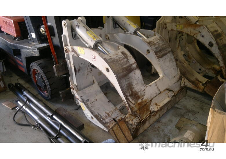 Used CASCADE 60G RC B003 Forklift Clamp in WETHERILL PARK, NSW