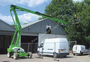 Nifty HR21 Hybrid Telescopic Boom Lift