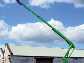Nifty HR21 Hybrid Telescopic Boom Lift  - picture2' - Click to enlarge