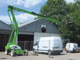 Nifty HR21 Hybrid Telescopic Boom Lift  - picture0' - Click to enlarge
