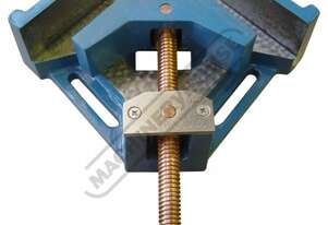 AC-100 90 degree Angle Vice Clamp Jaw Width - 2 x 90mm 100mm Jaw Opening
