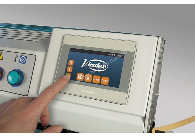 Virutex New Hot Melt Edgebander EB140 Touch screen 240v & 415V
