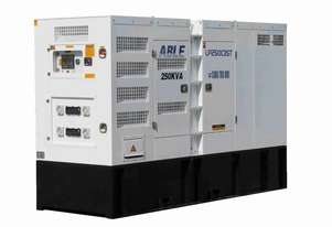 275 kVA Diesel Genset 415V - Cummins Powered Stamford Alternator