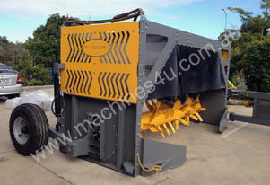 Ez Machinery Tow Behind Compost Turner