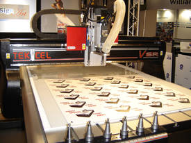 Tekcel CNC Router Opticut -Knife - Australian Made - picture4' - Click to enlarge