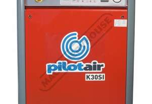 K30SI Silenced Pilot Air Compressor 7.5HP 415 Volt