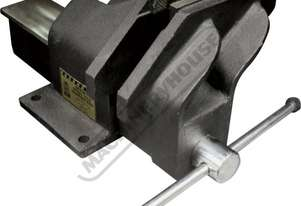 OFV6S Offset Fabricated Vice - Steel 152mm Right Hand Offset Vice