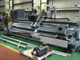 LEADWELL LTC-50 SERIES BOXWAY CNC LATHE - picture11' - Click to enlarge