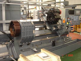 LEADWELL LTC-50 SERIES BOXWAY CNC LATHE - picture6' - Click to enlarge