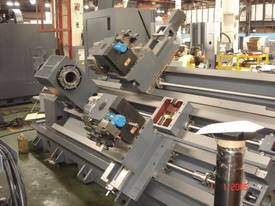 LEADWELL LTC-50 SERIES BOXWAY CNC LATHE - picture5' - Click to enlarge