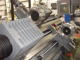 LEADWELL LTC-50 SERIES BOXWAY CNC LATHE - picture4' - Click to enlarge