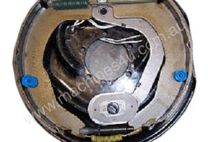 BRAKE BACKING PLATE ASSEMBLY 10