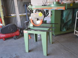 Heavy Duty Radial Arm Saw