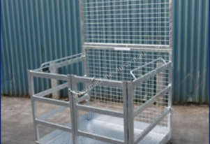 Forklift Safety Cage - Fully Welded