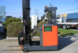 TOYOTA 6FBRE16 Reach Truck with 7.5mt lift