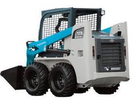 TOYOTA HUSKI 5SDK9 Skid Steer Loader - picture2' - Click to enlarge