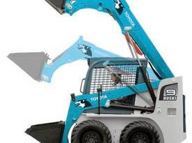 TOYOTA HUSKI 5SDK9 Skid Steer Loader - picture12' - Click to enlarge