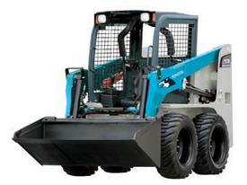 TOYOTA HUSKI 5SDK9 Skid Steer Loader - picture13' - Click to enlarge