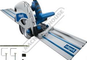 PL-75 Circular Plunge & Mitre Cut Saw Package Deal 75mm Depth Capacity Ø210mm Blade