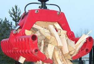 Mecanil VG400 Wood Grapple