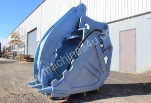 HYDRAULIC GRAPPLE BUCKET 24-30T