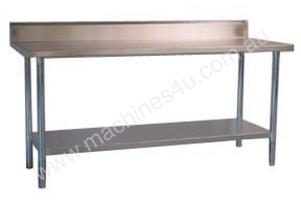 NEW COMMERCIAL 1200X600 STAINLESS STEEL SPLASH BAC