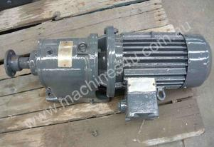 WESTERN ELECTRIC REDUCTION BOX MOTOR/ 400RPM