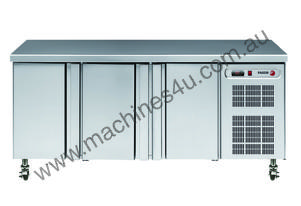 3 Door Food Service Freezer Counter