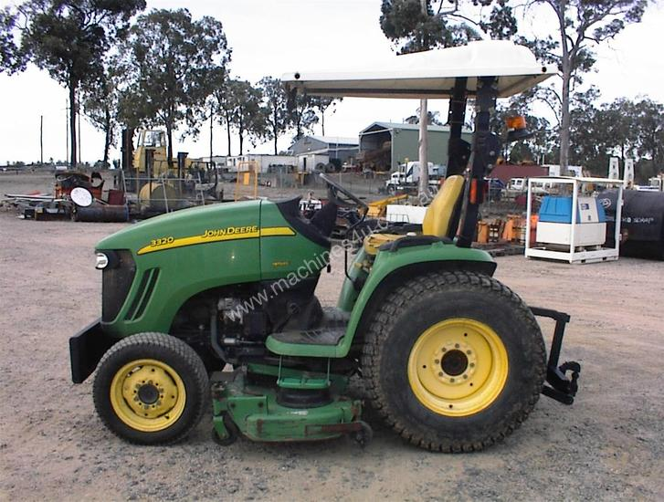 Berühmt Used John Deere 3220 Tractor Mower in , - Sold on Machines4u &HF_19