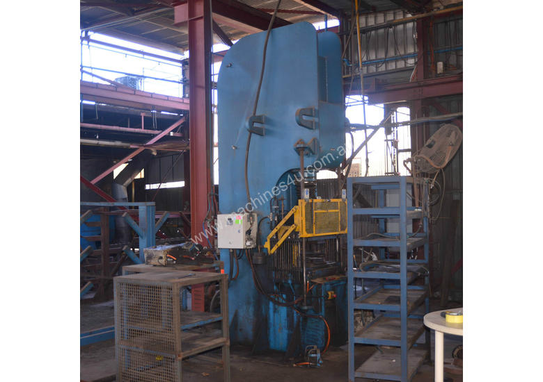 Large capacity 100+ Tonne FABRICATED  45kw 415V
