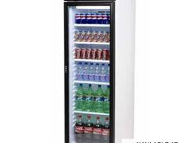 Bromic GM0374L-LED-ECO Flat Glass Door 372L LED Display Chiller - picture0' - Click to enlarge