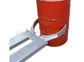 Forklift Drum Lifter Budget - picture1' - Click to enlarge