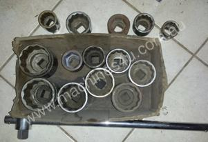 3/4 DRIVE SOCKET SET
