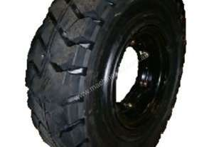 Forklift Rim and Solid Tyre 600 x 9