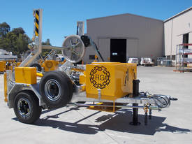 REDMOND GARY 3.0 Tonne Self Loading Cable Drum Trailer - picture2' - Click to enlarge